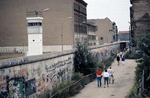Ddr Mauerverlauf